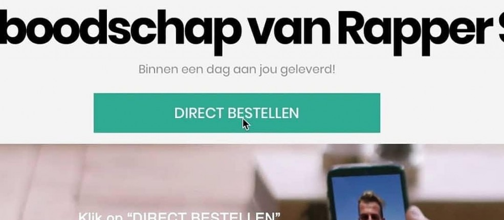 www.videoboodschapbestellen.nl (Website)
